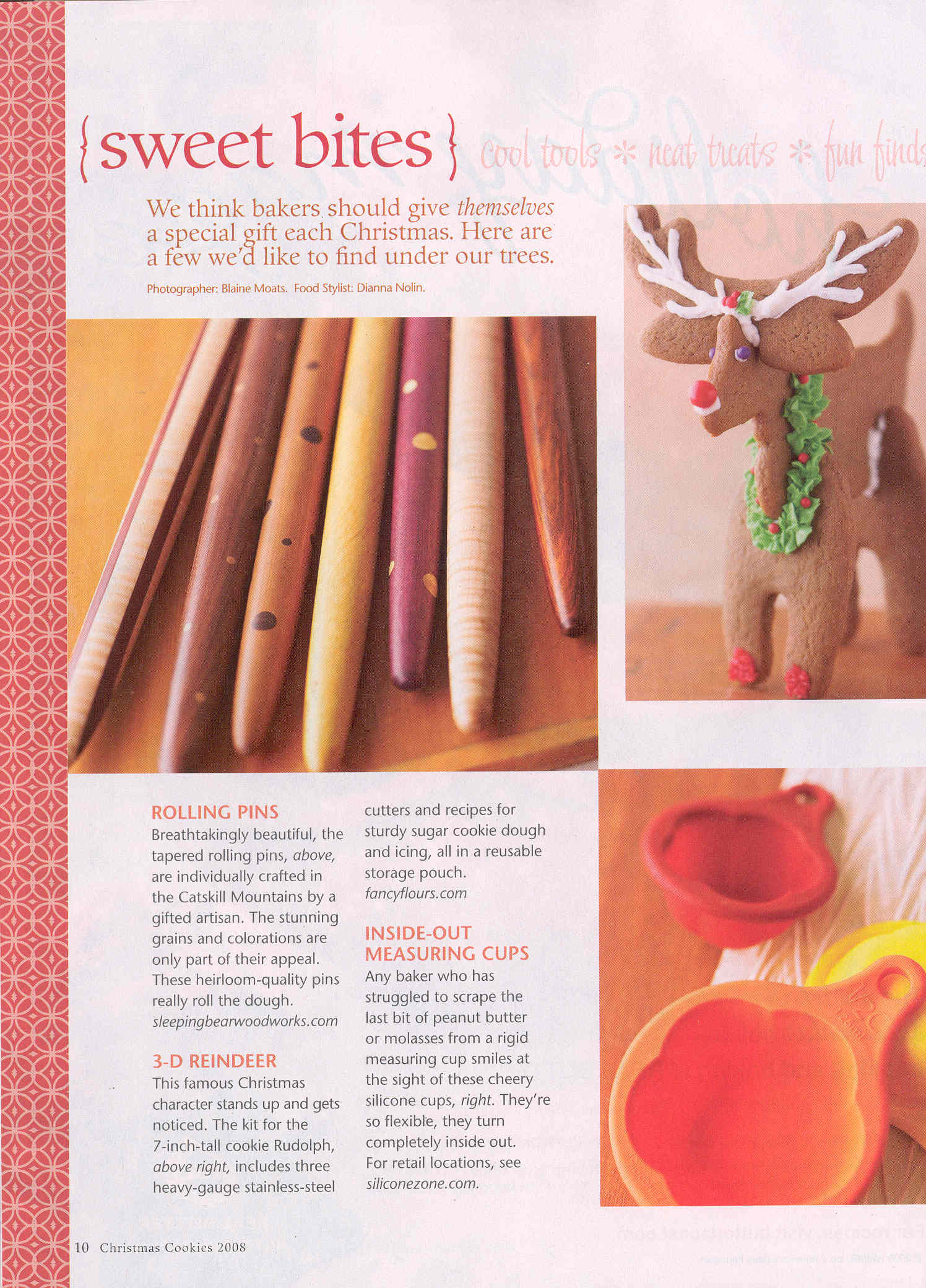Better homes and gardens christmas cookies page 10 Better homes and gardens christmas special