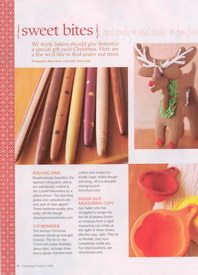 Better Homes and Gardens Christmas Cookies Page 10